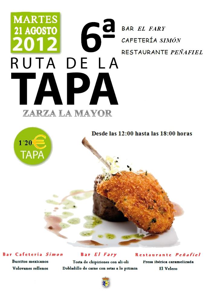 Noticias 2012 - Excmo. Ayto. de Zarza la Mayor